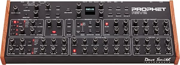 Dave Smith Instruments Prophet Rev2 8-Voice Polyphonic Analog Synthesizer Module