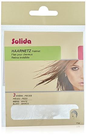 2er Set Haarnetz für Frauen Haarnetz für gepflegtes Haar WENKO Haarnetz