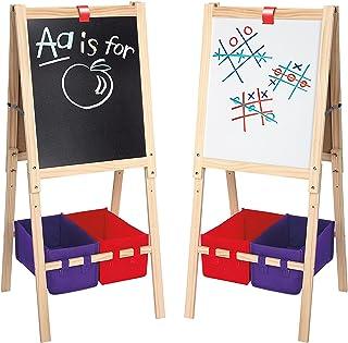 Cra-Z-Art 3-in-1 Kids Artist Easel, Wooden