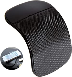 Voarge Handy Smartphone Auto Halterung Premium Antirutschmatte mit starker Haftung KlebeMatte Haftmatte, Antirutschmatte Auto Armaturenbrett, Tablet Klebematte, Anti Rutsch Pad