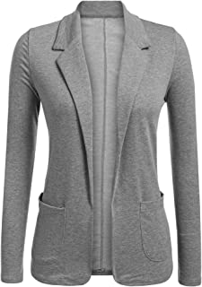 Best plus size 3/4 sleeve blazer Reviews