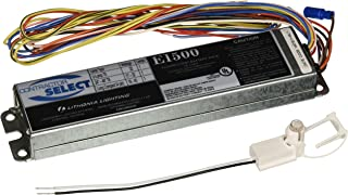 Best fluorescent light fixture ballast Reviews