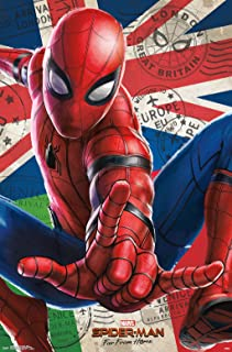Trends International MCU - Spider-Man: Far from Home - Spidey Wall Poster, 22.375