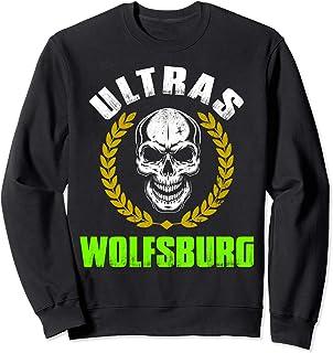 Ultras Wolfsburg Fußballfans Vintage Old School Sweatshirt