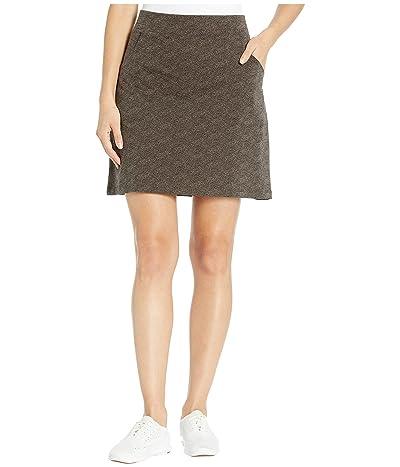 Toad&Co Samba Luna Skirt (Buffalo Herringbone Print) Women