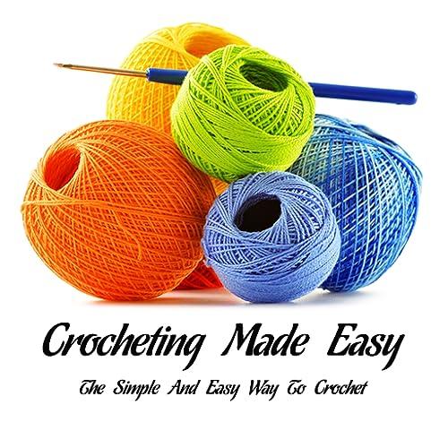 crocheting made easy - 3
