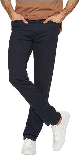 Calvin Klein Jeans - Slim Straight Stretch Calvary Pants