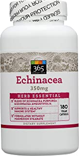 365 Everyday Value, Herb Echinacea, 180 Count