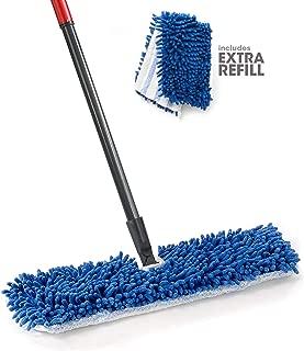 O-Cedar dust-mop-Refill-Pads, Pack- 1, Flip Extra