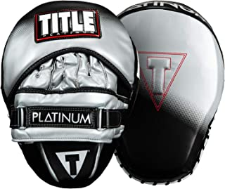 Title Platinum Proclaim Power Punch Mitts