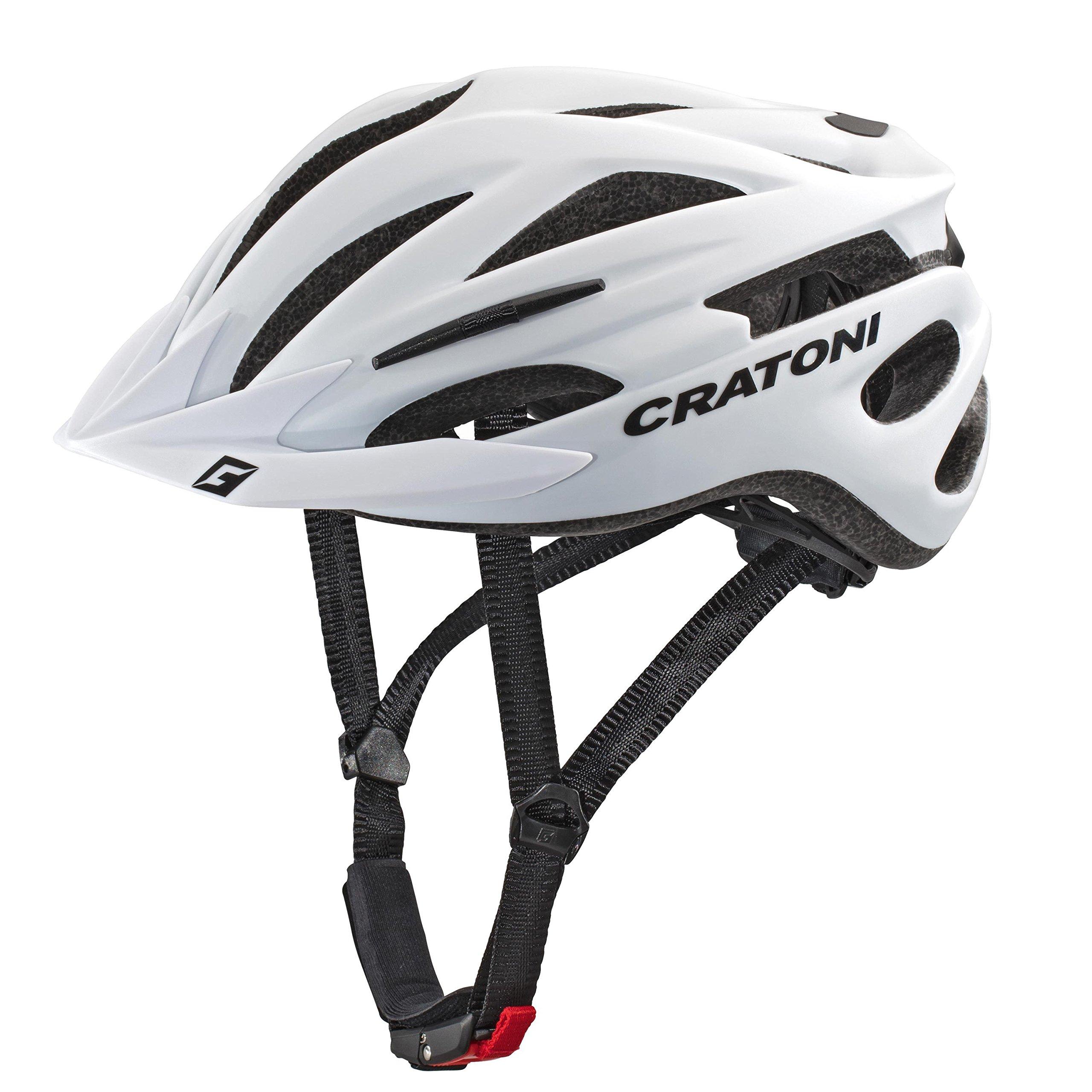 Cratoni Pacer | Casco de Bicicleta | Mujer Hombre Adulto niños ...