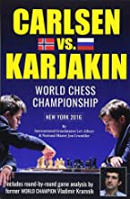 World Chess Championship: Carlsen v. Karjakin: New York, 2016