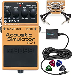 Best acoustic simulator bass Reviews