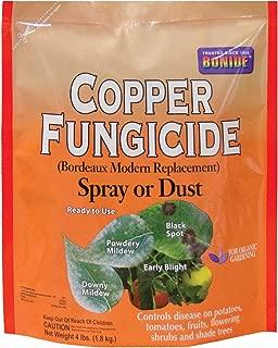 bonide copper fungicide dust