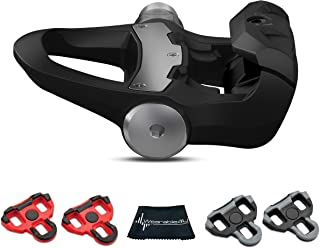 Garmin Vector 3/3S Pedal-based Bike Power Meter With Extra Zero Degree Float Cleats and Wearable4U Cleaning Towel Bundle