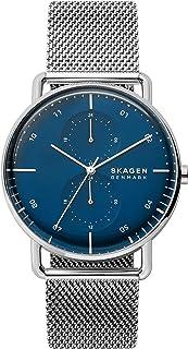 Skagen Horizont Reloj multifunción Milanaise de acero inoxidable SKW6690