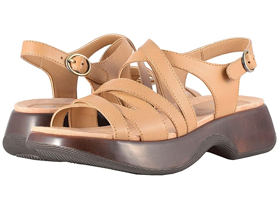 Dansko Lolita (Sand Full Grain) Women