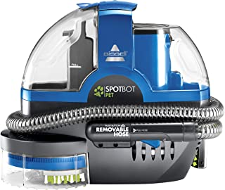 Best Bissell SpotBot Pet handsfree Spot and Stain Portable Deep Cleaner, Blue, 2117A Review