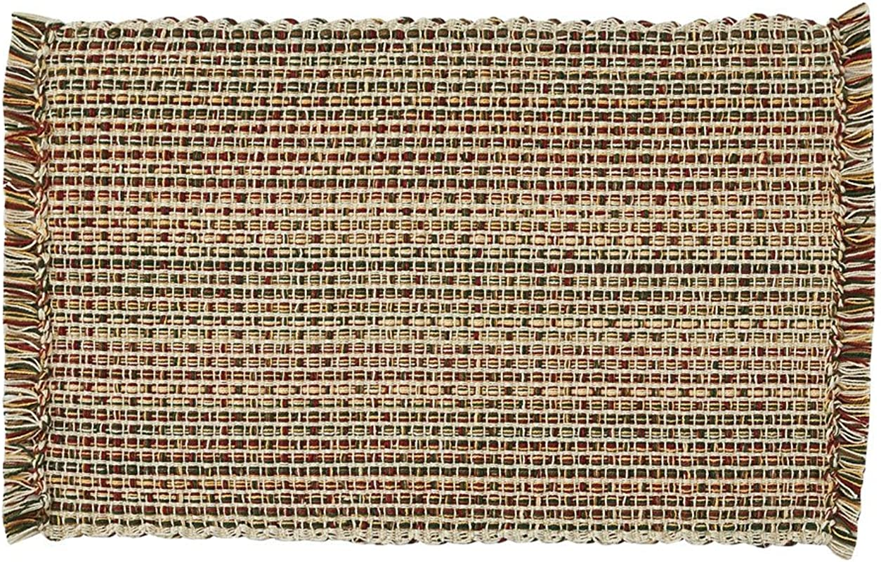 Park Designs Tweed Placemat Spice Set Of 4