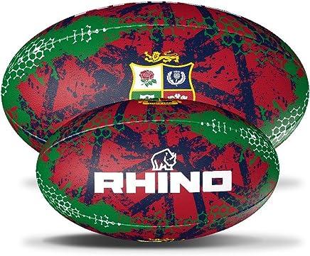 7d93567566663 Rhino Britannique et Irlandais Lions Graffiti Ballon de Rugby 16/17
