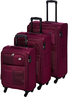 American Tourister OROMO SOFT SPINNER 58x69x81 3 PC SET LUGGAGE SET CONTAINING SMALL,MEDIUM AND LARGE SIZE, 1 cm