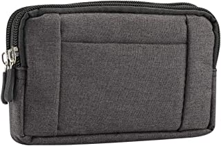 Universal Molle Pouch Waist Pack Sports Carrying Case for Samsung Galaxy Note 20 5G / note20 ultra/s20 ultra/s20+ 5G/Note ...