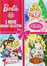 Barbie: 3-Movie Holiday Collection (Barbie: A Perfect Christmas / Barbie in a Christmas Carol / Barbie in the Nutcracker)