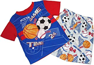 Size 4 Boys Up-Late 2-Piece Get Air Skate Pajama Set With Gift