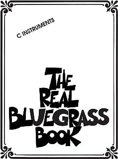 The Real Bluegrass Book: C Instruments (INSTRUMENTS EN)