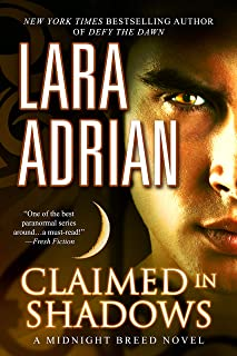 Claimed in Shadows: A Midnight Breed Novel