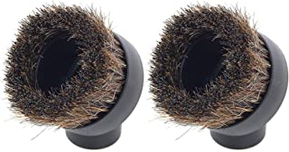 FIND A SPARE 2 Round Soft Dusting Brush Kits For Numatic Henry Harry George Harry Hetty Vacuum Cleaner Pack of 2