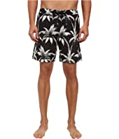Paul Smith - Palm Tree Classic Swim Trunks