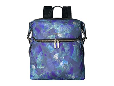 Hedgren Paragonia M Medium Backpack (Oasis Print) Backpack Bags