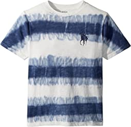 Tie-Dye Cotton Jersey T-Shirt (Big Kids)