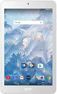 Acer Iconia One 8 MediaTek MT8163 1.30 GHz 2GB Ram 16GB Flash Android 7.0 (Renewed)