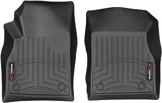 WeatherTech (445231 FloorLiner, Front, Black