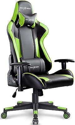 GALAXHERO ゲーミングチェア げーみんくチェア eスポーツ用椅子 165度リクライニング 一年無償部品交換保証 ADJY602GE