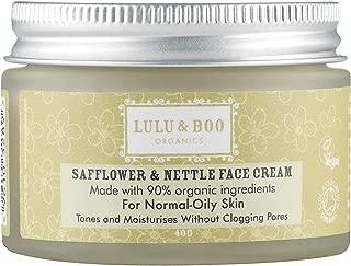 Crema facial Safflower and Nettle