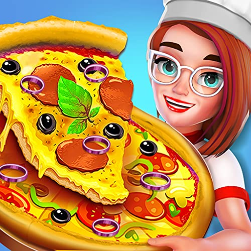 Pizza Maker Chef Pizzeria 3D - Kids Cooking Game FREE