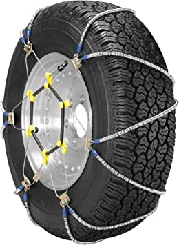 Security Chain Company ZT751 Super Z LT Light Truck and SUV Tire Traction Chain - Set of 2: image
