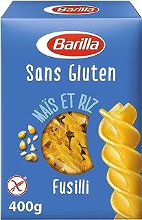 Barilla Pasta Fusilli glutenfrei aus Reis und Mais – 7er Pack 7x400g
