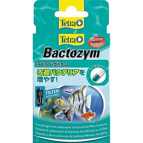 Tetra Bactozym Activateur de filtre (10 bouchons)
