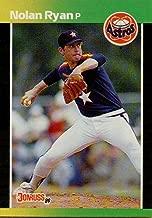 Baseball MLB 1989 Donruss #154 Nolan Ryan Astros