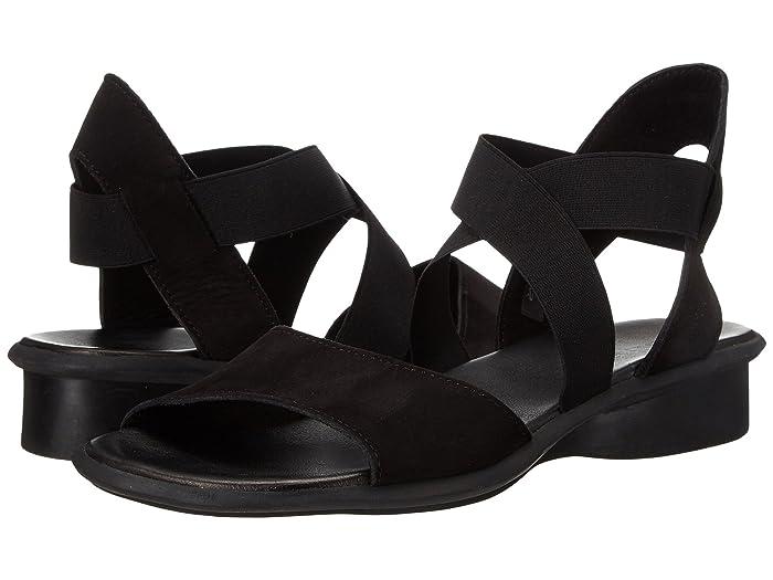 Arche  Satia (Noir) Womens Sandals