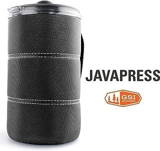 GSI Outdoors - 30 Fl Oz JavaPress, French Press Coffee Mug, Superior Backcountry Cookware Since 1985