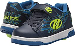Heelys - Dual Up x2 (Little Kid/Big Kid)