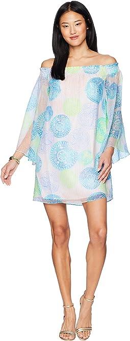 Abi Silk Dress