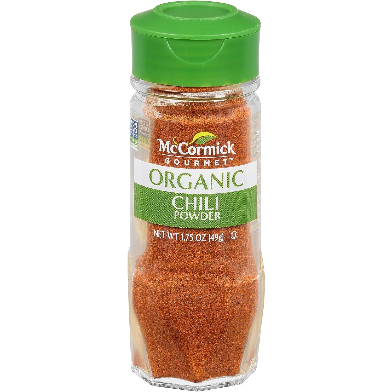 McCormick Gourmet San Jose Mall Organic Chili Spasm price 1.75 oz Powder