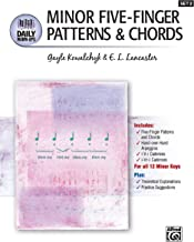 Daily Warm-Ups, Bk 2: Minor Five-Finger Patterns & Chords