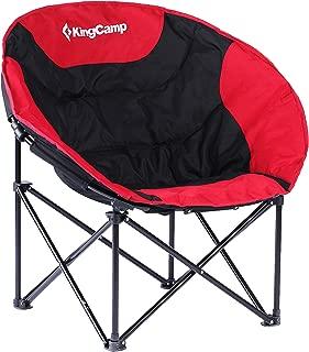 KingCamp 康尔健野 KC3816 户外露营时尚舒适铁管QQ休闲椅